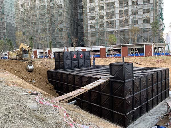 广西地埋式BDF水箱