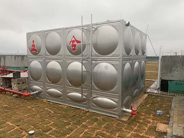 广西不锈钢组合水箱