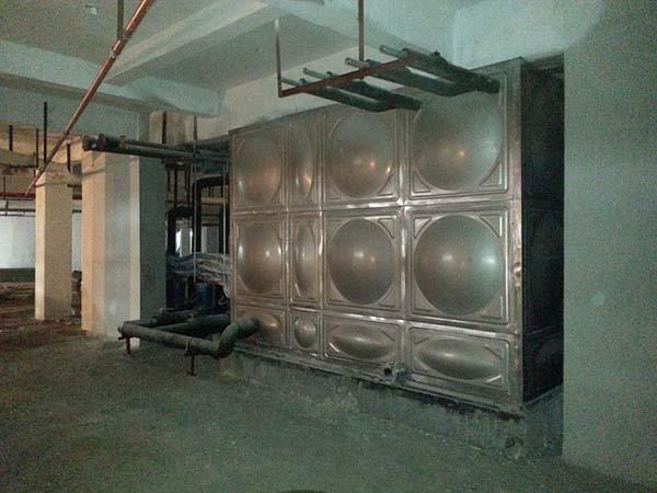 广西不锈钢方形水箱